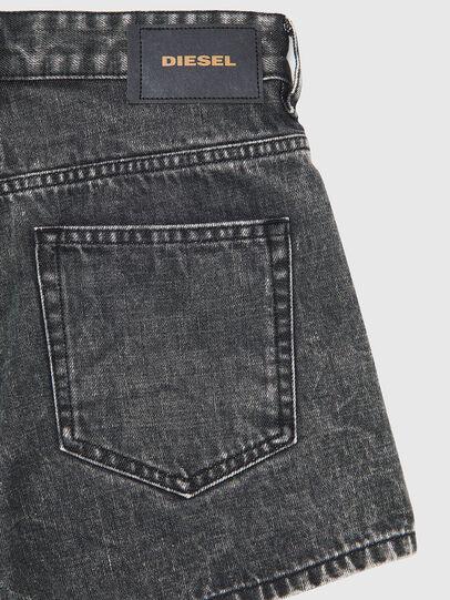 Diesel - D-ISI-SHORT, Black - Shorts - Image 4