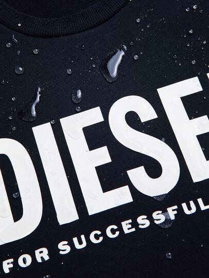 Diesel - S-GIR-DIVISION-LOGO, Dark Blue - Sweatshirts - Image 5