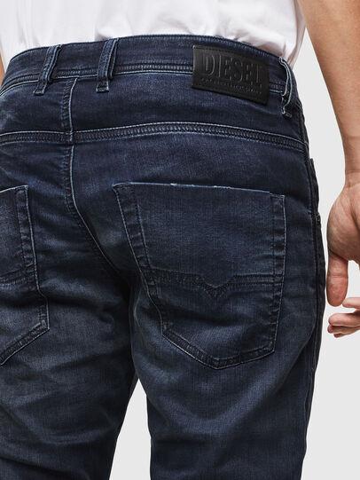 Diesel - Krooley JoggJeans 069KB, Dark Blue - Jeans - Image 3