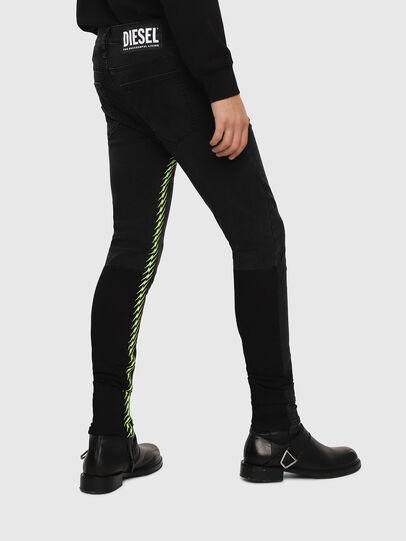 Diesel - D-Istort 082AM, Black/Dark Grey - Jeans - Image 3