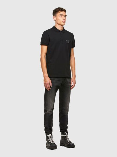 Diesel - T-RANDY-NEW-A2, Negro - Polos - Image 4