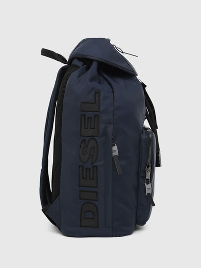 Diesel - RIESE, Dark Blue - Backpacks - Image 3