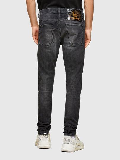 Diesel - D-Reeft Skinny JoggJeans® 009SU, Black/Dark Grey - Jeans - Image 2