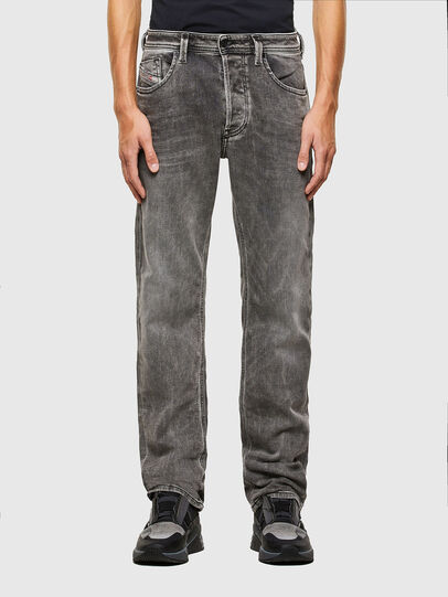 Diesel - Larkee 009KA, Light Grey - Jeans - Image 1