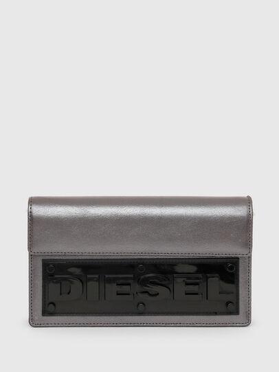 Diesel - DIPSIEVOLUTION, Grey - Small Wallets - Image 1