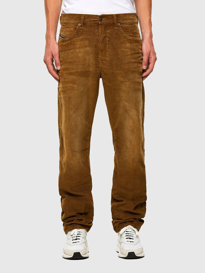 Diesel - D-Macs 069PT, Light Brown - Jeans - Image 1