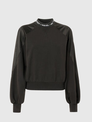 F-TULIP, Black - Sweatshirts