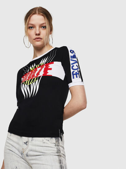 Diesel - T-HEIA-A,  - T-Shirts - Image 3