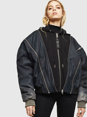 G-MONIFA, Black/Blue - Jackets