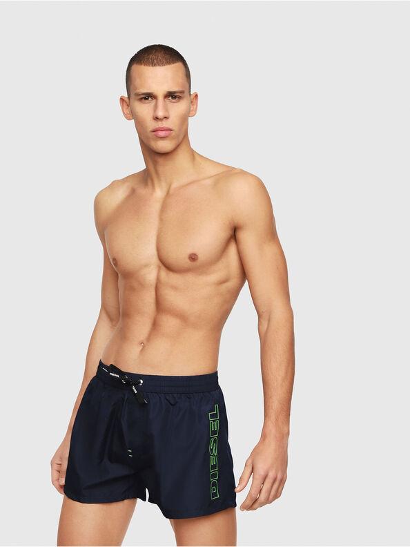 BMBX-SANDY 2.017, Dark Blue - Swim shorts