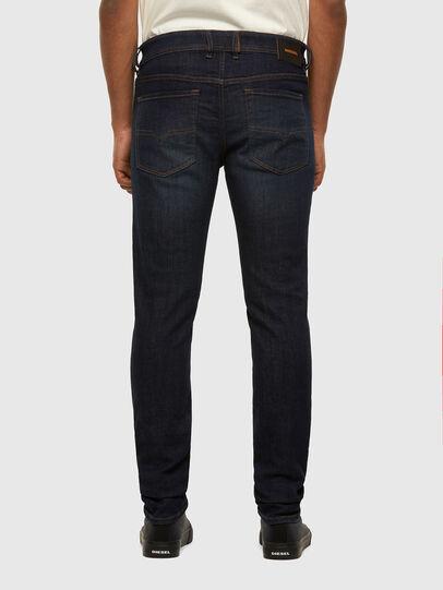 Diesel - Sleenker Skinny Jeans 009DI, Dark Blue - Jeans - Image 2