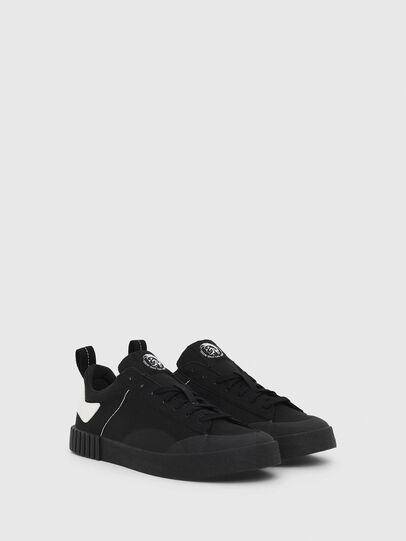 Diesel - S-BULLY LC, Black - Sneakers - Image 2