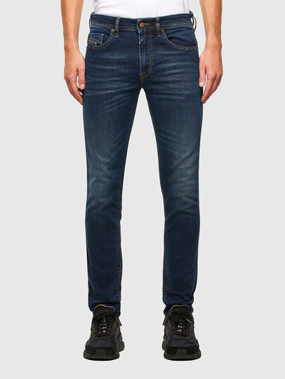 Diesel - Thommer 009MA, Azul Oscuro - Vaqueros - Image 1