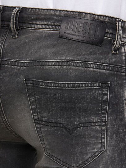 Diesel - Thommer JoggJeans® 009KC, Black/Dark Grey - Jeans - Image 4