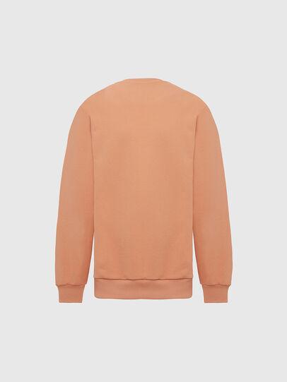 Diesel - S-GIRK-MOHI, Pink - Sweatshirts - Image 2