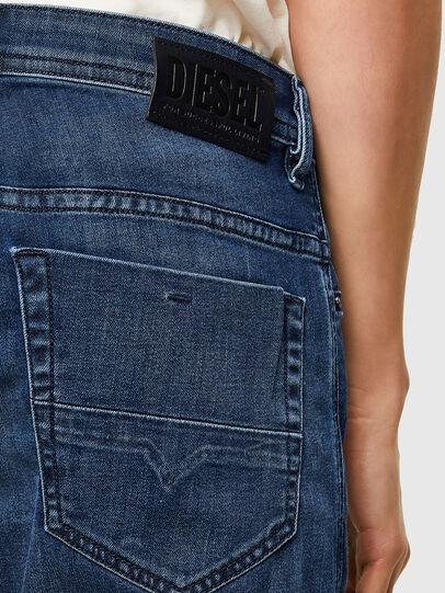 Diesel - Thommer Slim Jeans 069SF, Dark Blue - Jeans - Image 3