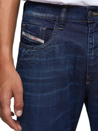 Diesel - D-Strukt Slim JoggJeans® 069WS, Dark Blue - Jeans - Image 3