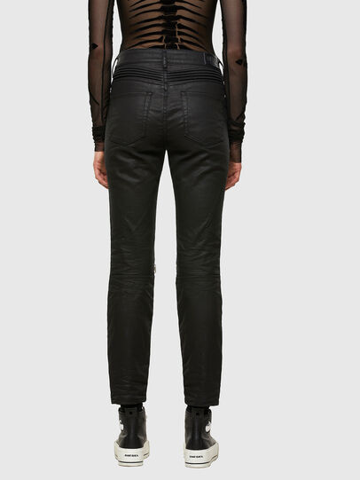 Diesel - D-Joy Slim JoggJeans® 069TT, Black/Dark Grey - Jeans - Image 2
