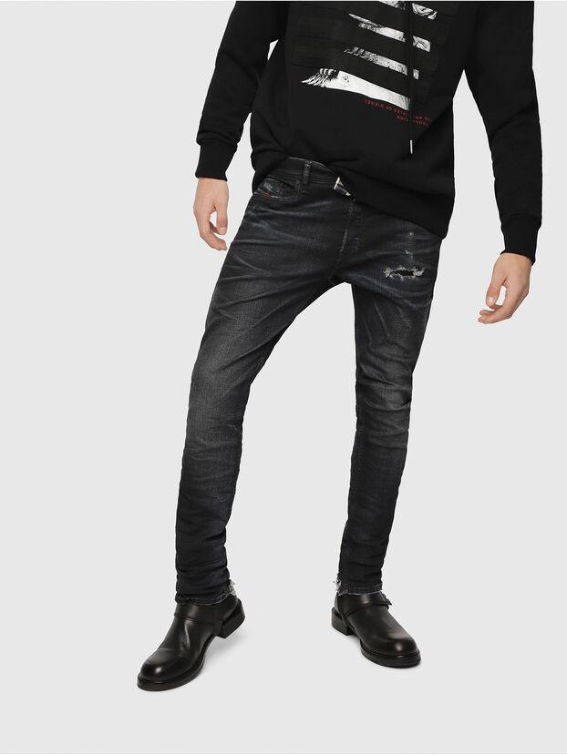 Tepphar 080AD, Dark Blue - Jeans