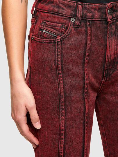 Diesel - D-Joy Slim Jeans 009RJ, Red - Jeans - Image 3