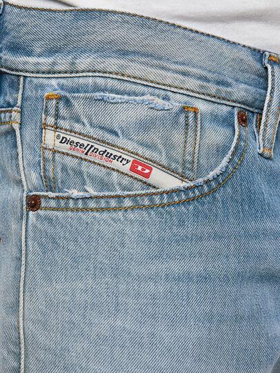 Diesel - D-Kras 009GZ, Light Blue - Jeans - Image 3