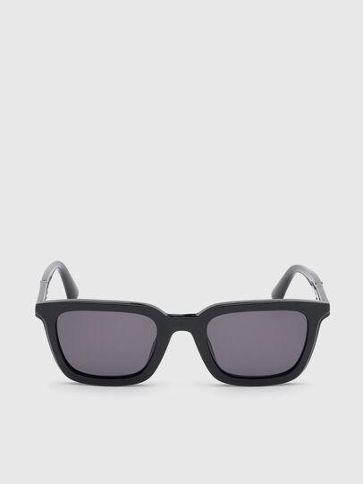Diesel - DL0282, Black - Sunglasses - Image 1