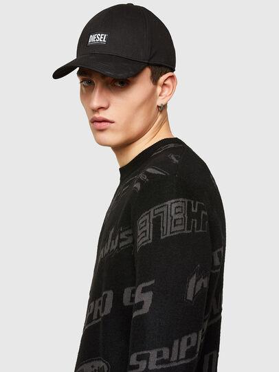 Diesel - K-NICKEL, Black - Sweaters - Image 3
