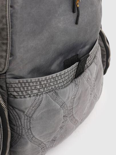 Diesel - HARI, Dark Grey - Backpacks - Image 7