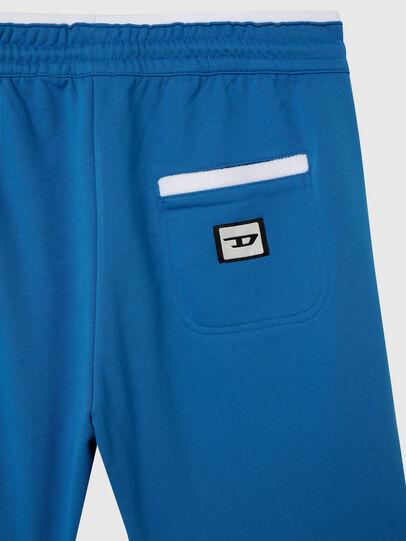Diesel - UMLB-PAN-SP, Azul marino/Blanco - Pantalones - Image 4