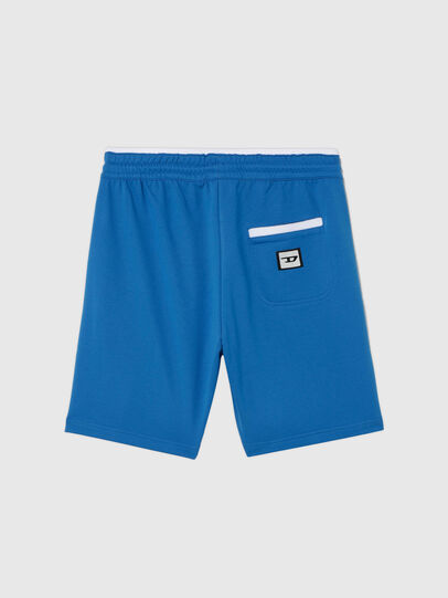 Diesel - UMLB-PAN-SP, Azul marino/Blanco - Pantalones - Image 2