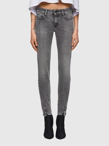 Slim Jeans - D-Jevel