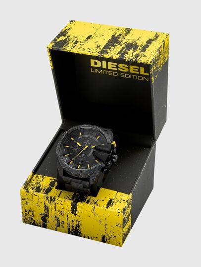 Diesel - QUARTZ/CHRONO, Black/Yellow - Timeframes - Image 4