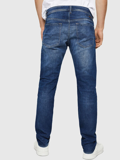 Diesel - Buster Tapered Jeans 084SZ, Medium Blue - Jeans - Image 2