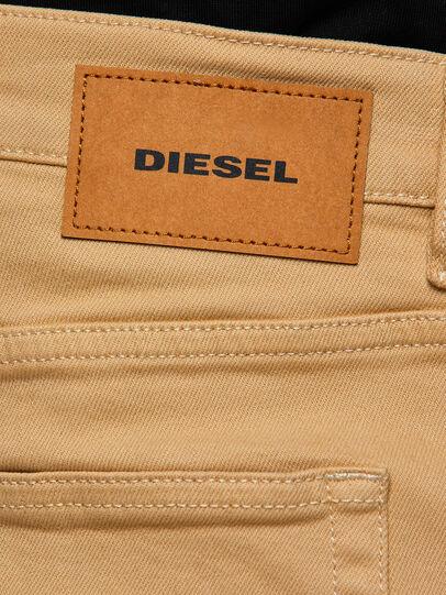 Diesel - D-Luster 009HA, Light Brown - Jeans - Image 4