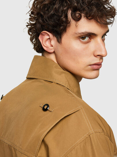 Diesel - J-THOMPSON, Light Brown - Jackets - Image 3