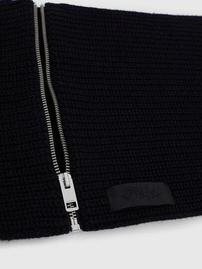 Diesel - K-ANGEL, Black - Scarves - Image 2