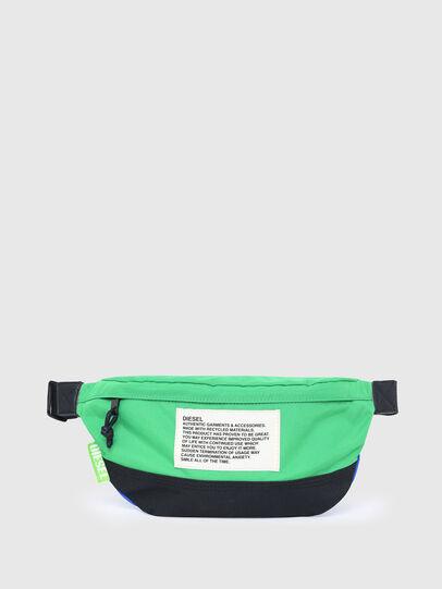 Diesel - LYAM, Verde/Azul marino - Bolsas con cinturón - Image 1