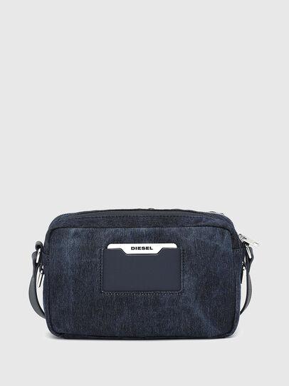 Diesel - FUTURAH II, Blue - Crossbody Bags - Image 2