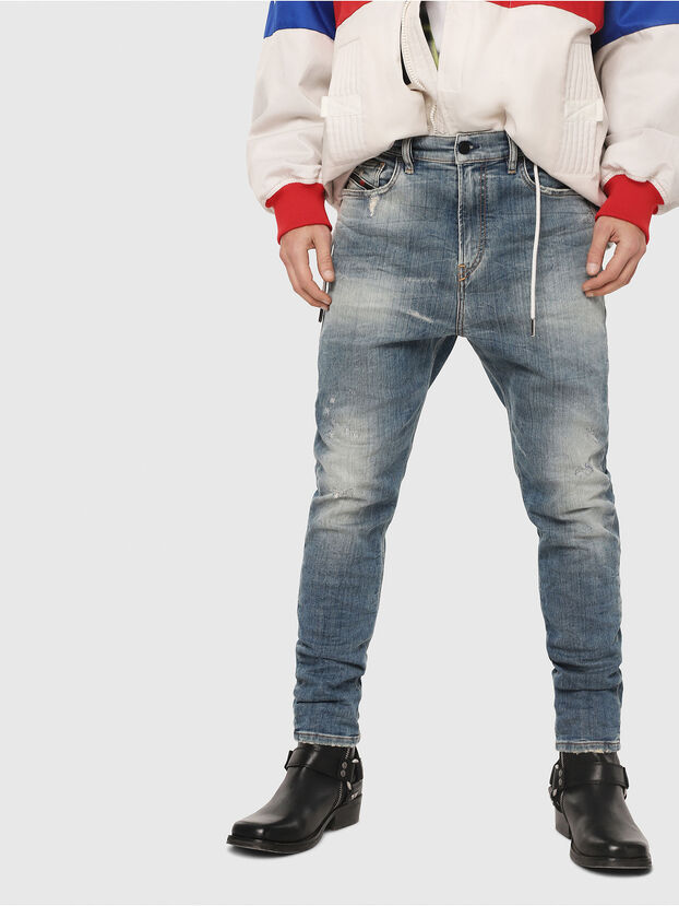 D-Vider JoggJeans 087AD, Medium Blue - Jeans