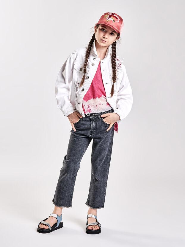 ARYEL-J, Black Jeans - Jeans