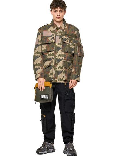 Diesel - J-LOYD-CMF, Military Green - Jackets - Image 5