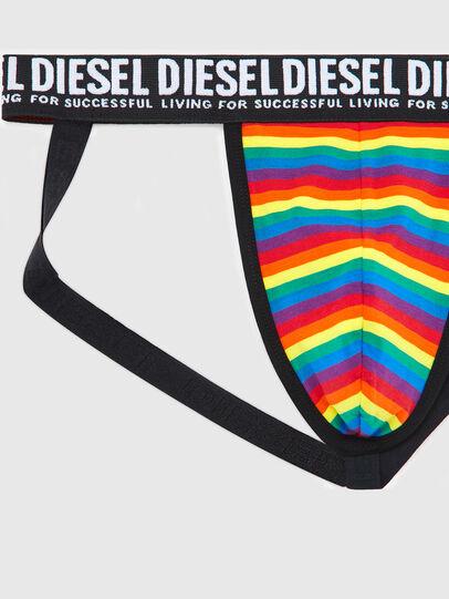Diesel - UMBR-JOCKYTHREEPACK-, Multicolor/Black - Jockstraps - Image 2