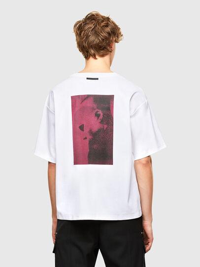 Diesel - T-AFNIO, White - T-Shirts - Image 2