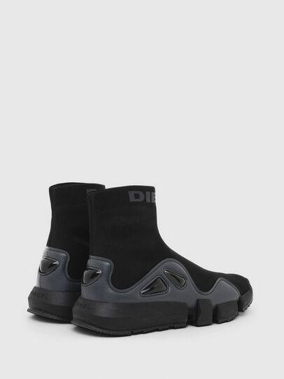 Diesel - H-PADOLA HSB, Black - Sneakers - Image 3
