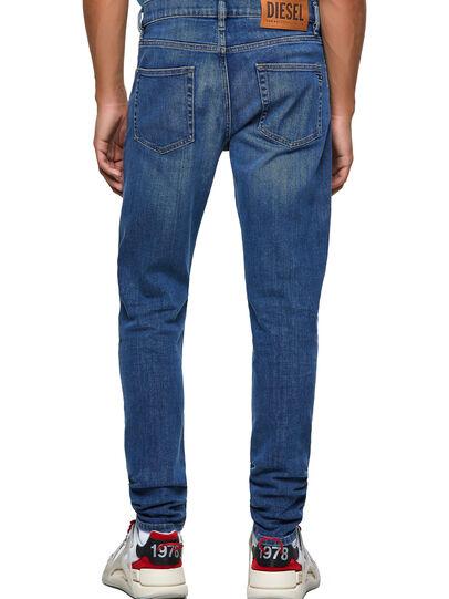 Diesel - D-Strukt Slim Jeans 09A80, Medium Blue - Jeans - Image 2