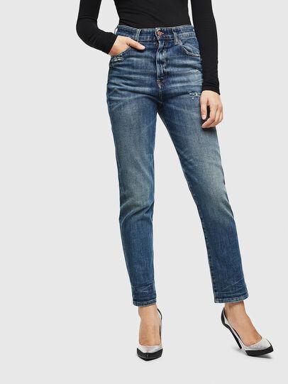 Diesel - D-Eiselle 0890Y, Medium Blue - Jeans - Image 1