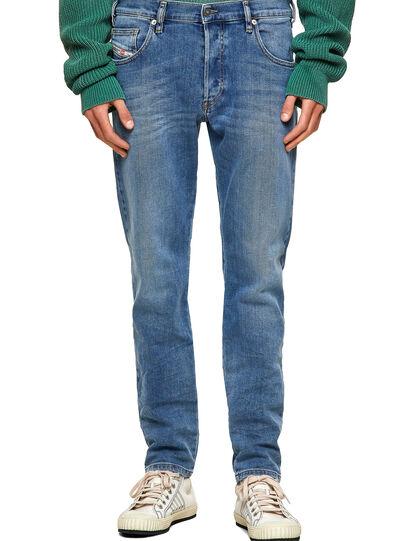Diesel - D-Yennox Tapered Jeans 009EK, Light Blue - Jeans - Image 1
