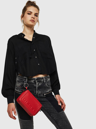 Diesel - ROSA', Fire Red - Crossbody Bags - Image 8