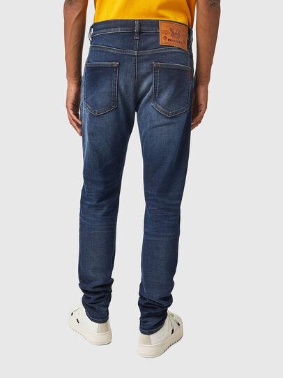 Diesel - D-Strukt Slim JoggJeans® 069XG, Dark Blue - Jeans - Image 2