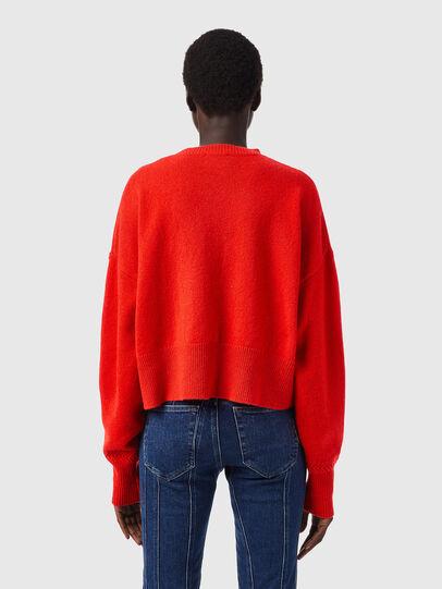 Diesel - M-IDAHI, Orange - Sweaters - Image 2